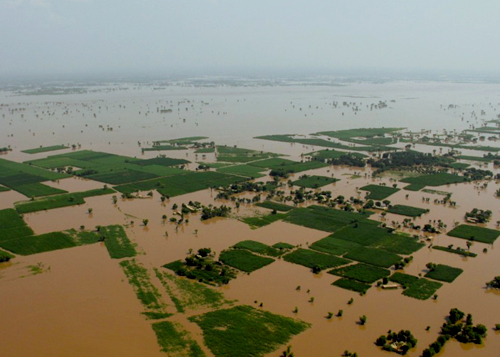 Pakistan Flood 2014