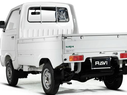 suzuki agri transportation