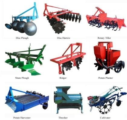 Farm Machinery & Impliments